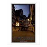 Strasbourg - Petite France Early Morning Postcard
