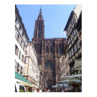 Strasbourg - postcards