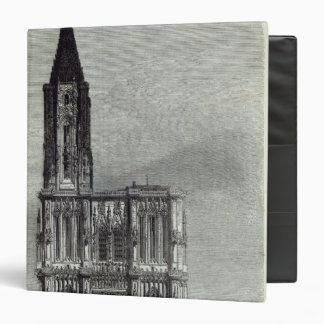Strasburg Cathedral Binder