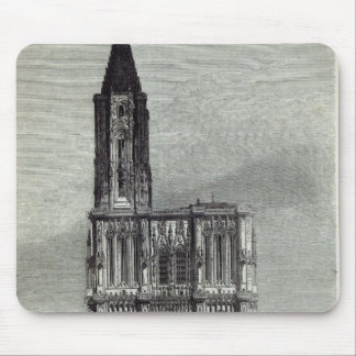 Strasburg Cathedral Mouse Pad