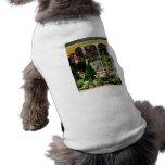 Strasburg Flower Shop Pet Shirt