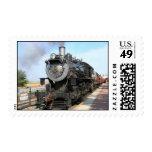 Strasburg Railroad Steam Engine Postage Stamp