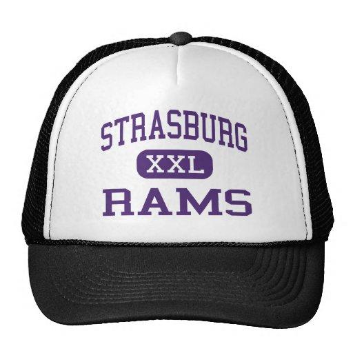 Strasburg - Rams - High - Strasburg Virginia Hats