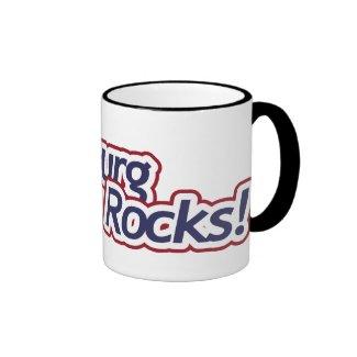 Strasburg Rocks! 11oz Mug Ringer Mug
