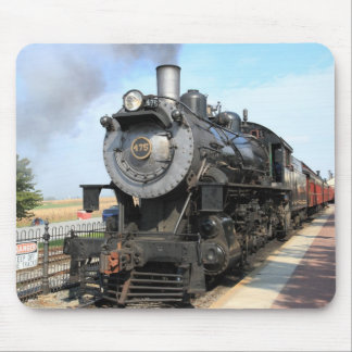 Strasburg Steam Engine Mouse Pads