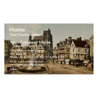 Strassburg, visión general, la Alsacia-Lorena, ale Tarjetas De Negocios