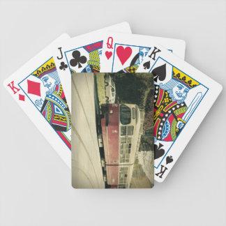 Strassenbahn Playing Cards