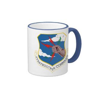 Strategic Air Command Ringer Coffee Mug
