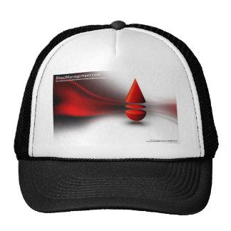 strategic blood management trucker hat