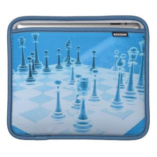 Strategic Chess Play iPad Sleeve
