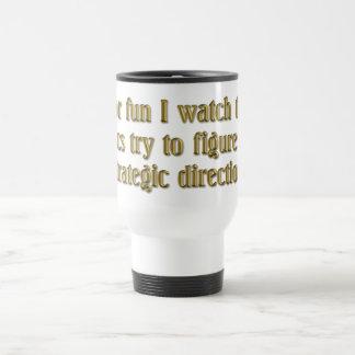 Strategic Direction Travel Mug