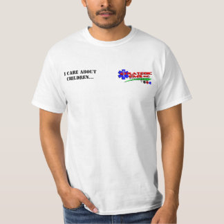Strategic EMS Inc, I care about Children... T-Shirt