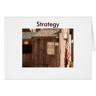 Strategic Financial Card