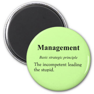 Strategic practices of executive managment (2) 2 inch round magnet