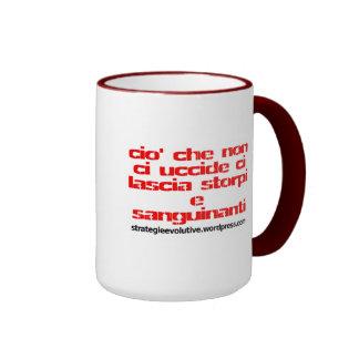 strategie evolutive tag-line mug