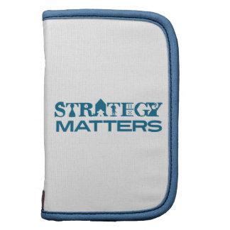 Strategy Matters Organizers