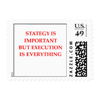 strategy postage stamps