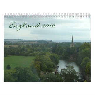 Stratford and London 2012 Calendar