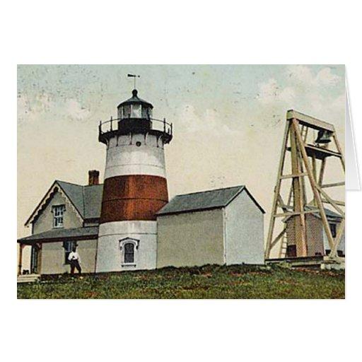 Stratford Point Lighthouse Card