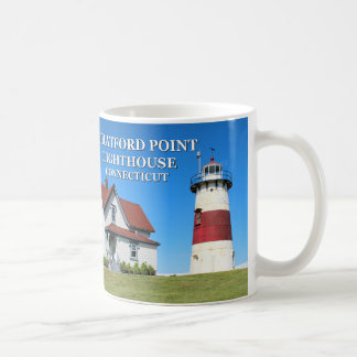 Stratford Point Lighthouse, Connecticut Mug