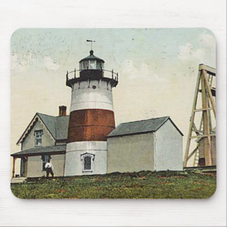 Stratford Point Lighthouse Mouse Pad