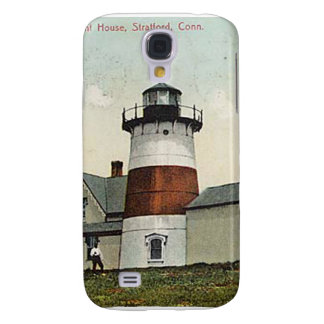 Stratford Point Lighthouse Samsung Galaxy S4 Cover