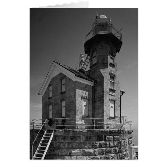 Stratford Shoal Lighthouse Card