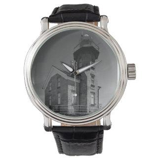 Stratford Shoal Lighthouse Wristwatch