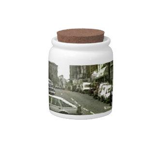 Stratford-upon-Avon England 1986 Street jGibney Candy Jar