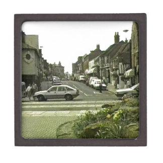 Stratford-upon-Avon England 1986 Street jGibney Gift Box