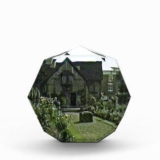 Stratford-upon-Avon Shakespeare's Birthplace jGibn Acrylic Award