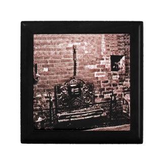 Stratford-upon-Avon Shakespeare's Fireplace jGibne Jewelry Box