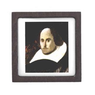 Stratford-upon-Avon Shakespeare's Portrait jGibne Gift Box