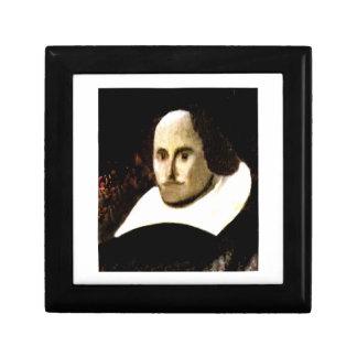 Stratford-upon-Avon Shakespeare's Portrait jGibne Jewelry Box