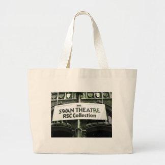 Stratford-upon-Avon Swan Theatre snap-27813 jGibne Jumbo Tote Bag