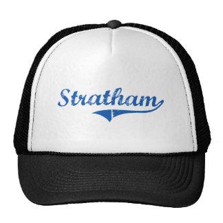 Stratham New Hampshire Classic Design Trucker Hat