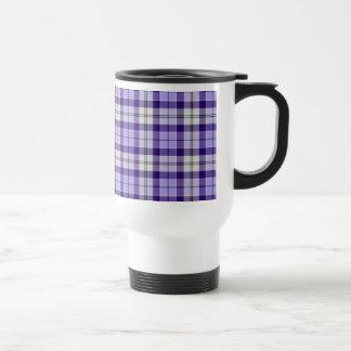 Strathclyde District Tartan Travel Mug