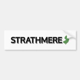 Strathmere New Jersey Bumper Sticker