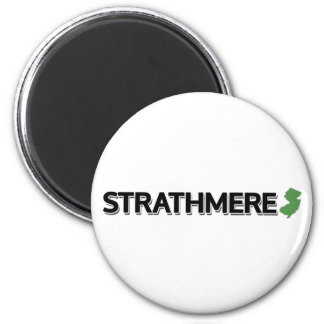 Strathmere New Jersey Magnets