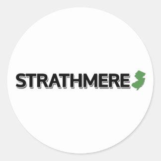 Strathmere New Jersey Sticker