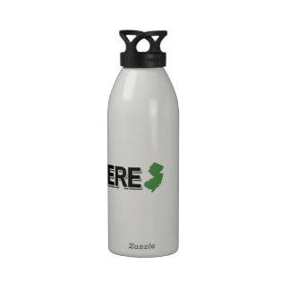 Strathmere New Jersey Water Bottles