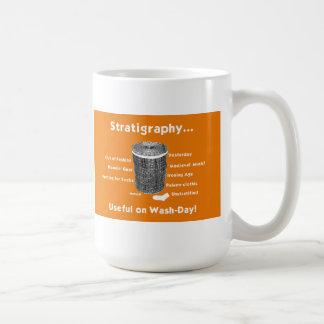 Stratigraphy... Mug