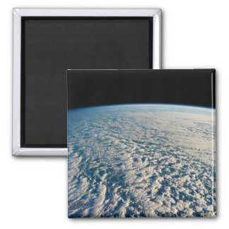 Stratocumulus Clouds Over The Pacific Ocean Fridge Magnets