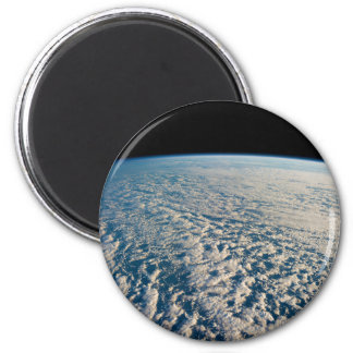 Stratocumulus Clouds Over The Pacific Ocean Fridge Magnet