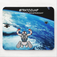 StratoJump Mouse Pad