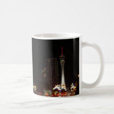 everydaylifesf Stratosphere Tower Las Vegas Mug