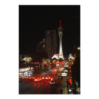 Stratosphere Tower Las Vegas Photo Print