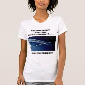 Stratospheric Aerosol Geoengineering..... T-Shirt