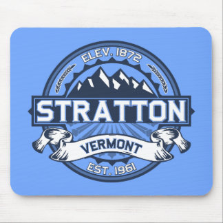 Stratton Blue Mouse Pad