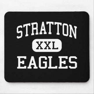 Stratton - Eagles - High - Stratton Colorado Mouse Pads